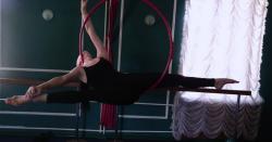 Тренер Контарь Анна Александровна - Кривой Рог, Stretching, Фитнес, Aerial hoop, Aerial silks